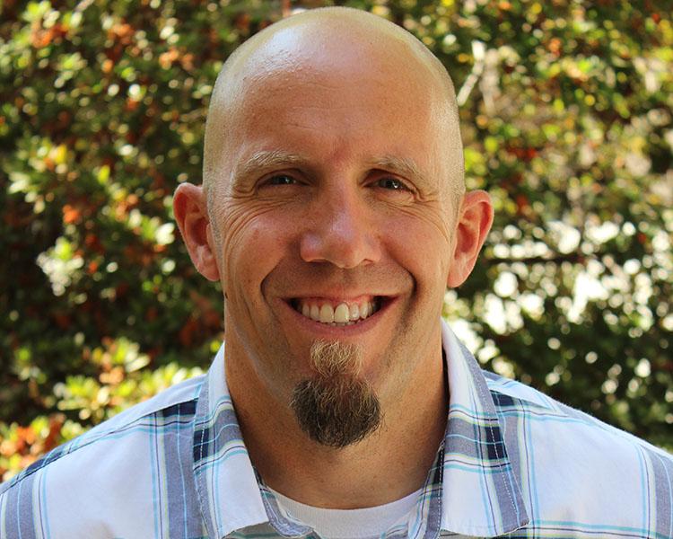 Pastor Doug Ravasdy